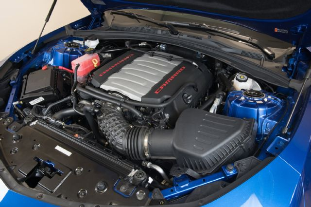 001 CAI Cold Air Inductions 2016 Chevrolet Camaro