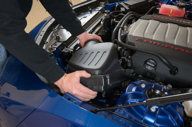 007 CAI Cold Air Inductions 2016 Chevrolet Camaro