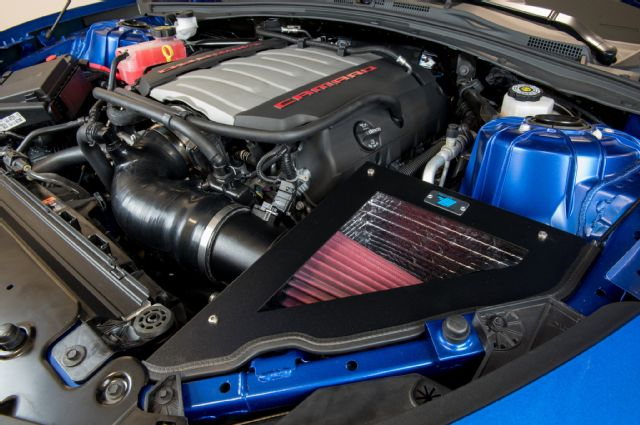 020 CAI Cold Air Inductions 2016 Chevrolet Camaro