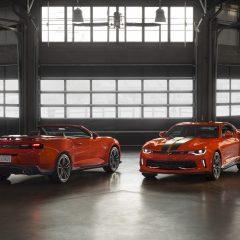 Order Books Open For 2018 Chevrolet Camaro Hot Wheels Edition On February 1